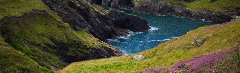 Tintagel: Hier wird's richtig Cornwall