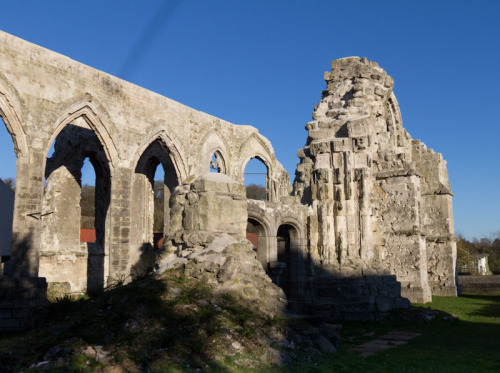 Kirchenruinen
