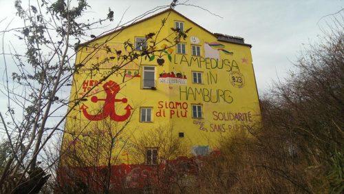 Hamburg ist freundlich zu Flüchtlingen, auch wenn sie nur aus Köln kommen …