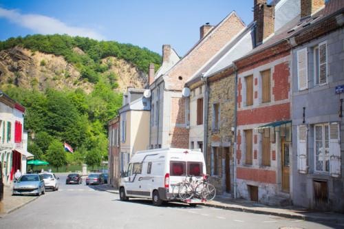 Allerbeste Parkplatzoptionen im Fumay