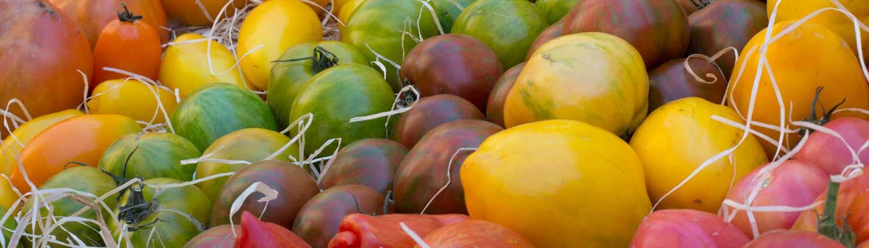 Trödelmarkt in Isle-sur-la-Sorgue