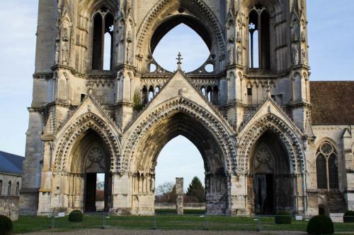 Man hat nur eine leise Ahnung, welche Wirkmächtigkeit dieser Bau im Mittelalter hatte.