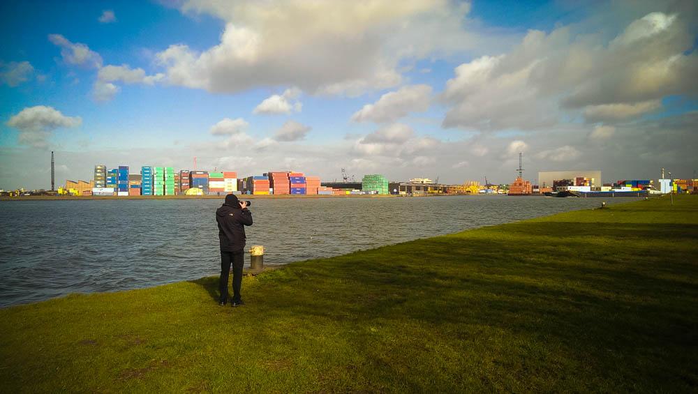 Wohnmobilstellplatz Rotterdam –Pernis