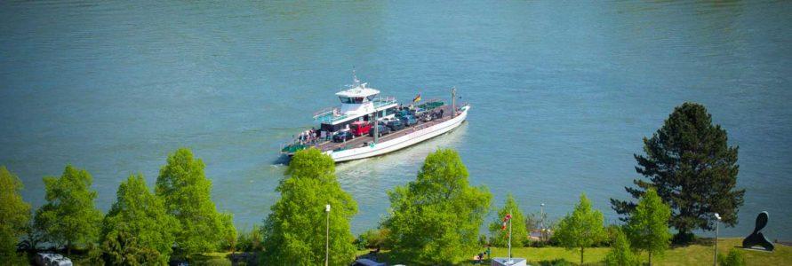 Ziemlich bestes Rhein in Flammen