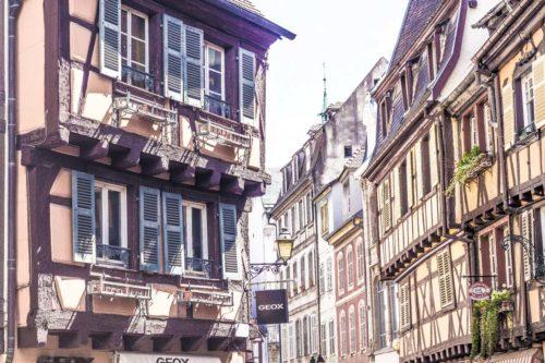 Colmar Altstadt