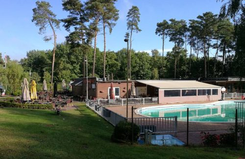 Camping Salamander am Nationalpark Hoge Kempen