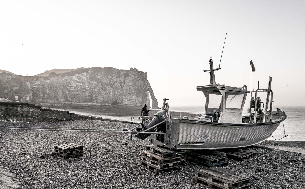 Normandie-Highlight Étretat mit Küsten-Wanderung