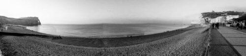 Etretat Normandie Strand