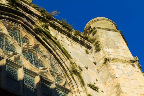 Dieppe Normandie St. Remy kirche