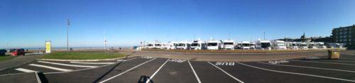 Reisemobil Stellplatz Dieppe Normandie