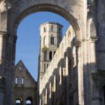 Normandie Abtei Jumièges