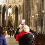 Normandie Rouen mit Wohnmobil Kathedrale