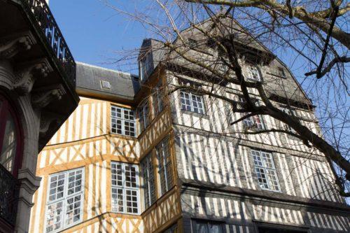Normandie Rouen Wohnmobil