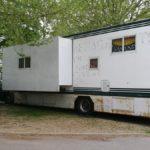 Selbstausbau eines Möbelwagens, mit Slide-Out