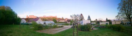 Wohnmobilstellplatz Coucy le Chateau Auffrique
