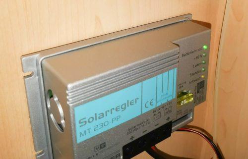 Wohnmobl Solar Aufstelldach