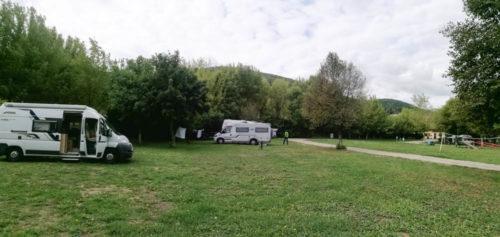 Camping Eldorado in Gilau bei Cluj-Napoca (Klausenburg)