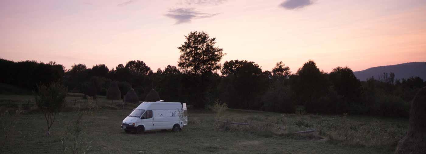 Im wilden Norden Rumäniens –Maramureș