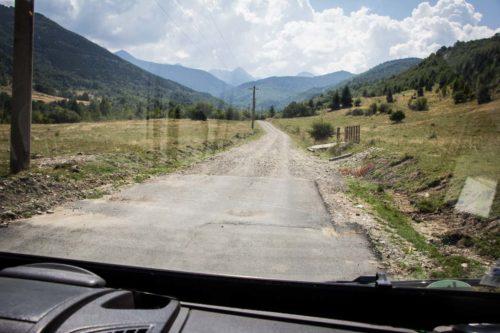 Straßen in Rumänien