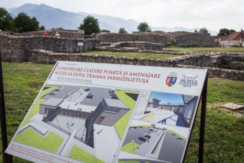Colonia Ulpia Traiana Sarmizegetuza