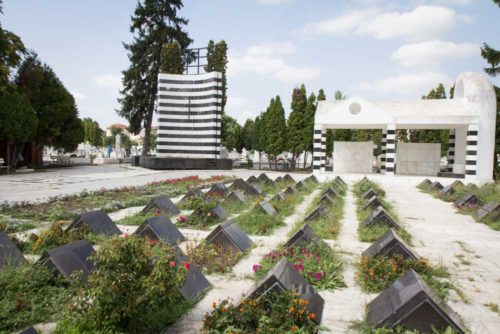 Gedenkstätte 1989