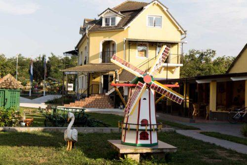 Campingplatz Rumänien Garbova