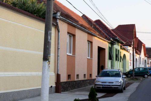 Garbova WInzerhäuser Rumänien Wohnmobil