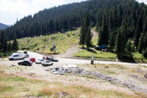Rumänien Wohnmobil Transalpina Pass