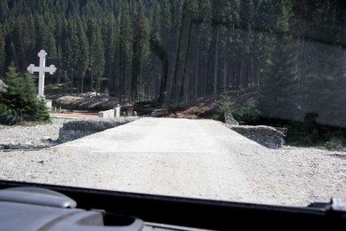 Rumänien Wohnmobil - Straßenverhältnisse