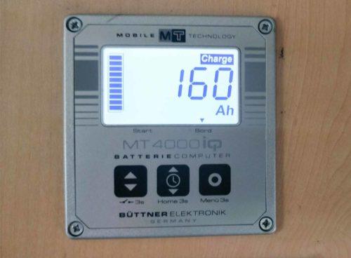 Solaranlage Wohnmobil Aufstelldach