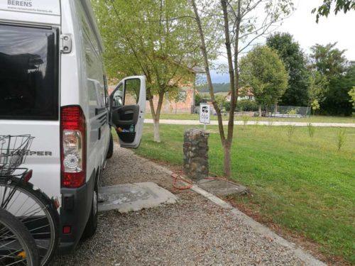 Rumänien Wohnmobil Entsorgung