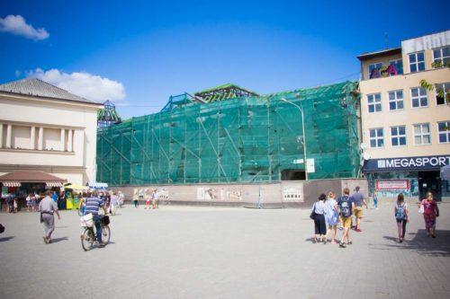 EIn neues Kulturzentrum