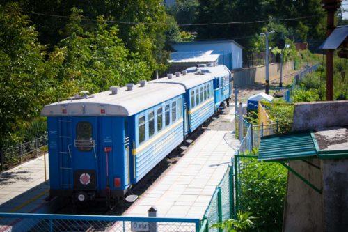 Die Pioniereisenbahn wird wiederbelebt