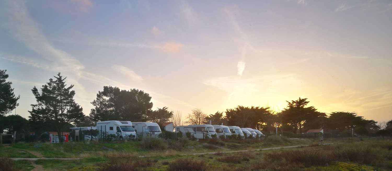 Winterliche Atlantikküste: mit dem Wohnmobil in La Rochelle