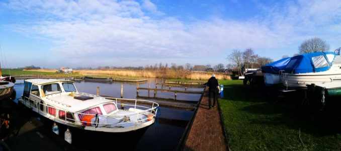 Winterliches West-Friesland