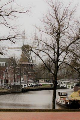 Wohnmobil Winter Friesland