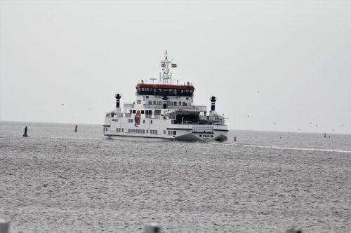 Wohnmobil Friesland Fähre nach Ameland