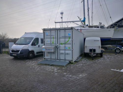 Wohnmobil Stellplatz Leeuwarden