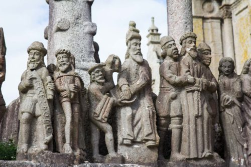Pilatus wäscht sich die Hände – Kalvarienberg