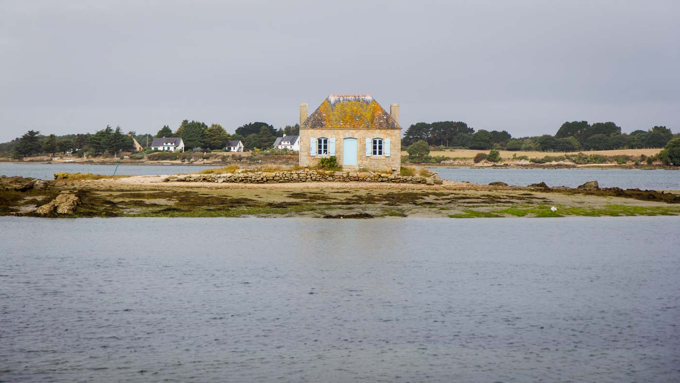 Südküste Bretagne im Schnelldurchgang