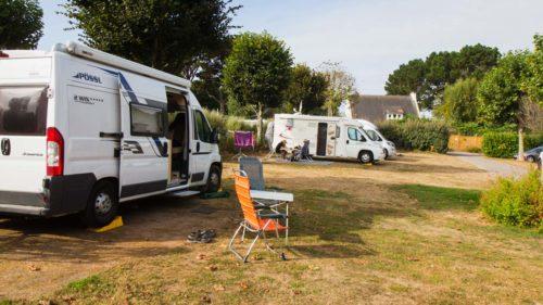 Campingplatz St. Cado Bretagne