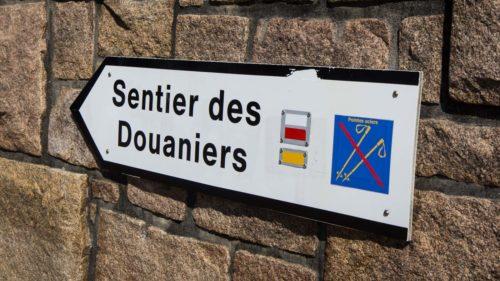 Sentier des Douaniers – Zöllnerpfad GR 34