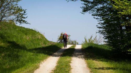 Wanderung oberhalb Euville und Bruxières-sous-les-Côtes