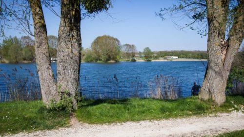 Lac de Madine Womo Stellplatz