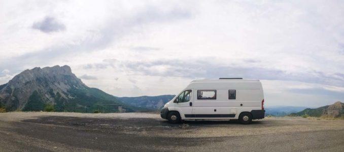 Sisteron und die Route de Saint-Geniez