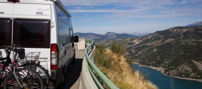 Barcelonette und eine Pass-Entscheidung